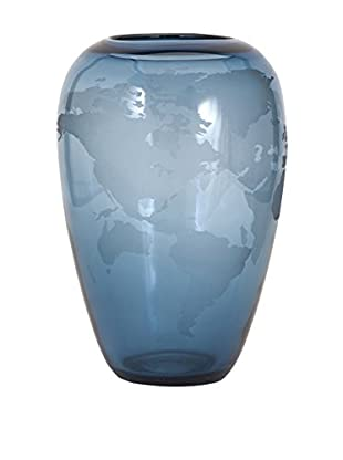 Beth Kushnick Global Glass Vase, 9.5