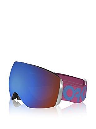 Oakley Máscara de Esquí Flight Deck Mod. 7064 Clip Rosa / Azul