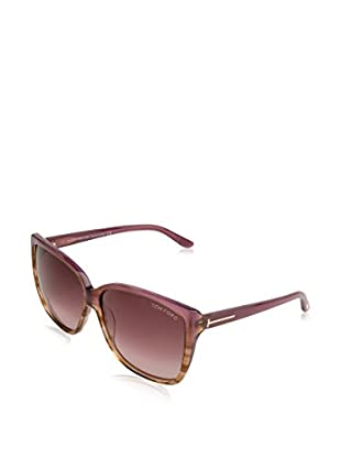 Tom Ford Gafas de Sol Ft228 83Z (61 mm) Violeta / Marrón