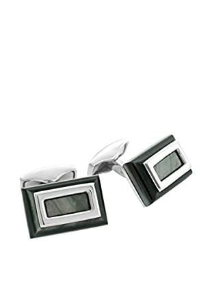 Tateossian Manschettenknopf CL3755 Sterling-Silber 925