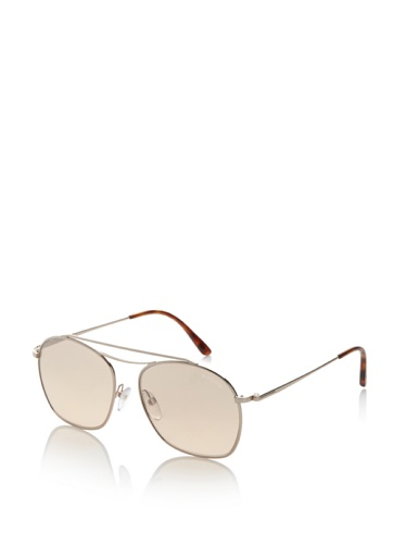 Tom Ford Women's TF146 Alessandro Sunglasses (Gold/Gold Gradient)