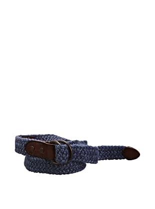 Scotch & Soda Cinturón Liroye (Azul Oscuro)