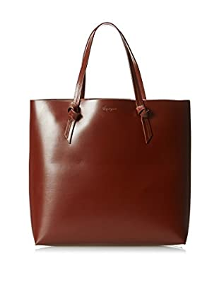 Foley + Corinna Women's Knotted Tote, Brown