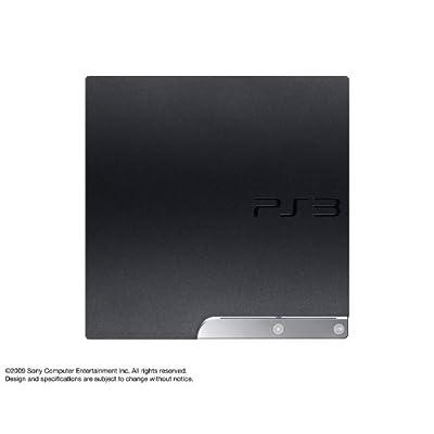 PlayStation 3(120GB) チャコール・ブラック(CECH-2000A)