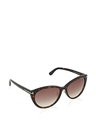 TOM FORD Sonnenbrille Mod.FT0345 PANT 140_52F (57 mm) havanna