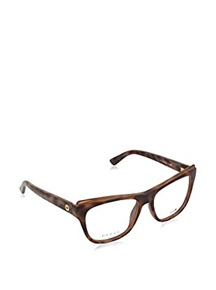 Gucci Gestell 3783M0552 (52 mm) havanna