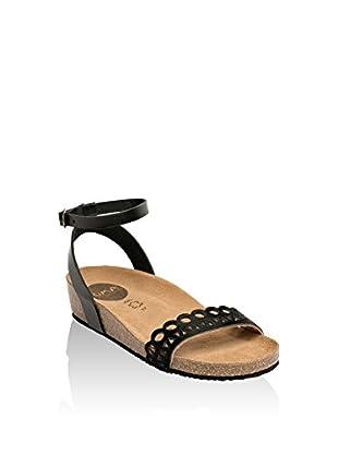 Uma Sandalo Zeppa Lima