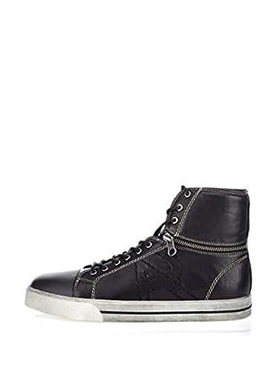 Armani Jeans Hightop Sneaker