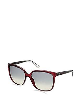 GUCCI GG 3696/S Women's Sunglasses, Burgundy