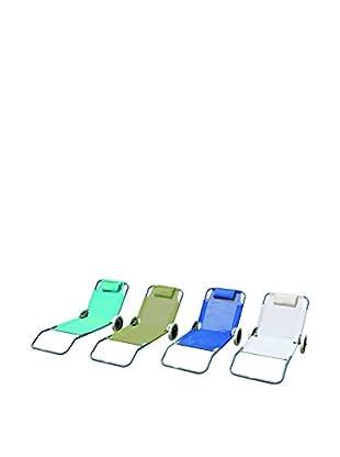 Galileo Casa Liegestuhl 4er Set mehrfarbig