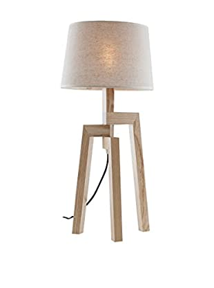 Light UP Tischlampe Wood holz