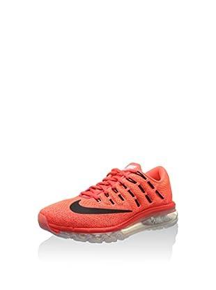 Nike Zapatillas Air Max 2016 (GS) Rojo Claro EU 35.5 (US 3.5Y)