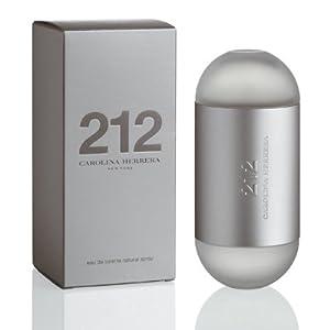 Carolina Herrera 212 Perfume EDT - 2.03 OZ