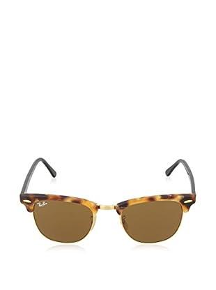Ray-Ban Gafas de Sol Clubmaster 30161160 (49 mm) Havana
