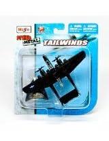 Maisto F4U 1D Corsair,size 3.8 inch in Blue