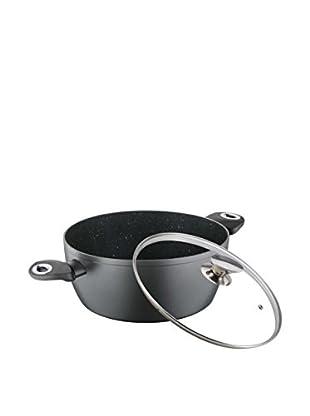 Blaumann Olla 20 cm Grey Granit Line Negro
