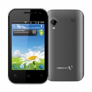 Videocon A15 Mobile (Black)