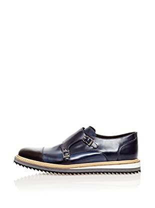 Reprise Zapatos Monkstrap Bicolor