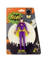 1966 Batman TV Series, Batgirl, Bendable, Poseable Figure
