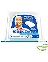 Mr. Clean Magic Eraser Cleaning Pads Original, 1 Pack of 7 Pads (Pack of 2)