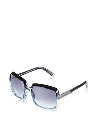 D Squared Sonnenbrille DQ004958 (58 mm) schwarz/himmelblau