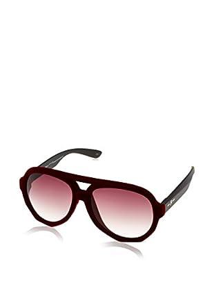 Karl Lagerfeld Gafas de Sol KL001S59 (59 mm) Burdeos