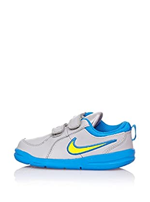 Nike Zapatillas Pico 4 (Tdv) (Gris / Azul)