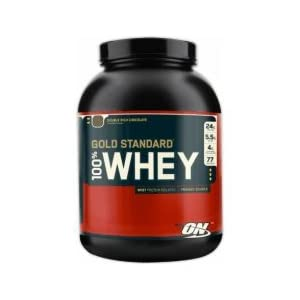 Optimum Nutrition 100 Gold Standard Whey Protein - 2 Lbs