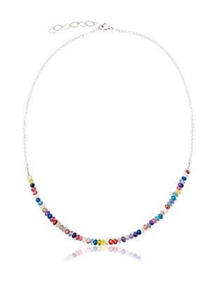 Silver One Collar  plata de ley 925 milésimas