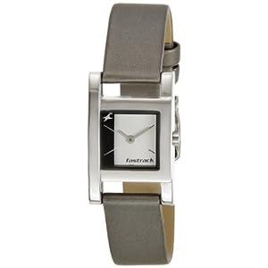 Fastrack NE2405SL01 White Dial Women's Watch