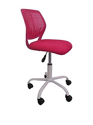 Bürostuhl rot