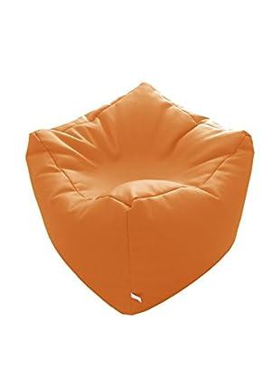 Filippo Ghezzani Pouf Formoso orange