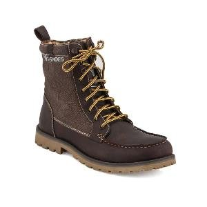 I-Shoes Men's Brown Boots