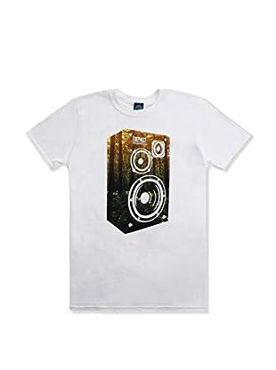 DEPHECT Camiseta Manga Corta Stereophonic