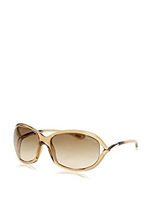 Tom Ford Gafas de Sol Ft0008 614 (61 mm) Champán