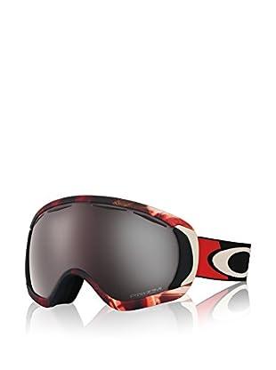 Oakley Máscara de Esquí Canopy Mod. 7047 Clip Rojo