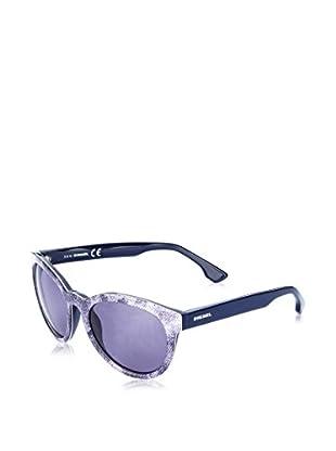 Diesel Sonnenbrille 0041_20V (54 mm) violett/marine
