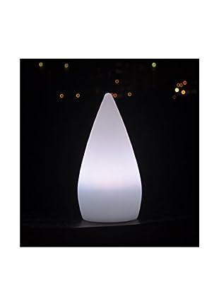 Artkalia Droppia Wireless LED X-Small Teardrop, White Opaque