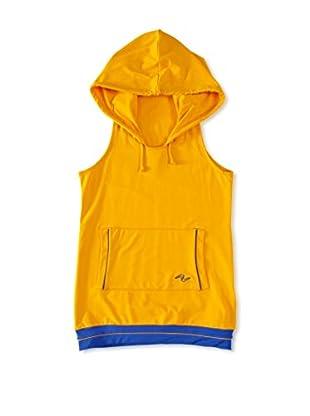 Naffta Camiseta Niña (Amarillo / Azul)