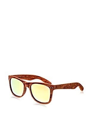 Earth Wood Sunglasses Sonnenbrille Cape Cod (45 mm) rot
