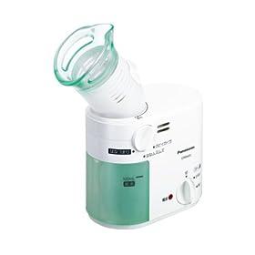 【クリックで詳細表示】Panasonic スチーム吸入器 白 EW6400P-W: ホーム&キッチン