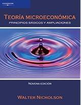 Teoria Microeconomica: Principios Basicos y Ampliaciones