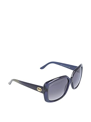 Gucci Gafas de Sol GG 3574/S WJ W7X Azul Dorado Diamante