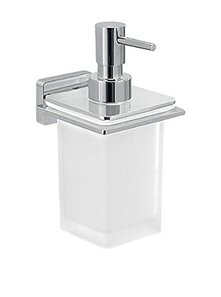 Nameek's Atena Glass Soap Dispenser, Chrome
