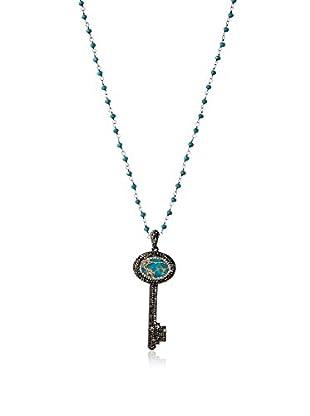 Grand Bazaar Key Charm Necklace