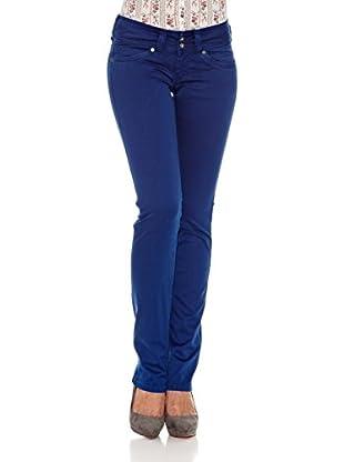 Pepe Jeans London Pantalón Slinky (Azul)
