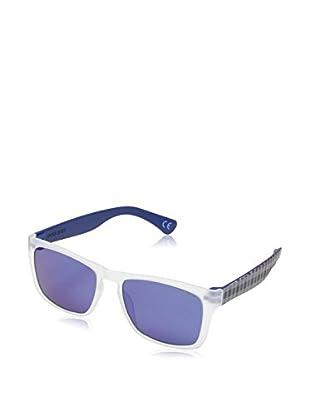 Police Sonnenbrille S1988 (54 mm) weiß/blau