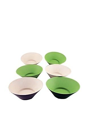 BergHOFF CookNCo 6-Piece Bowl Set