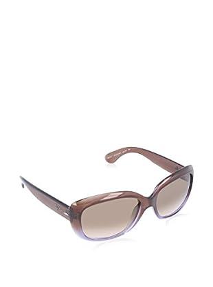 Ray-Ban Sonnenbrille JACKIE OHH (58 mm) braun/flieder