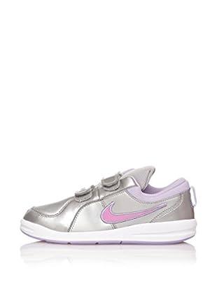 Nike Zapatillas Pico 4 (Psv) (Plata / Rosa)